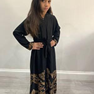 Childrens Abayas
