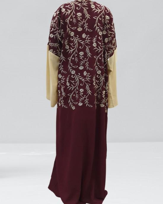 Reem Open Abaya Style UK - Abayas - RM19