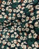 Green Floral Kids Prayer Dress - Childrens Prayer Dresses - AME009