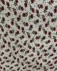Red Flowers Cotton Prayer Dress - Childrens Prayer Dresses - AME035
