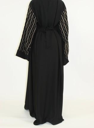 Aaeesha Abaya Style TM015 UK