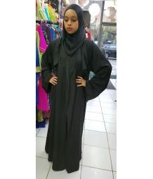 Black Overcoat FRA004 UK