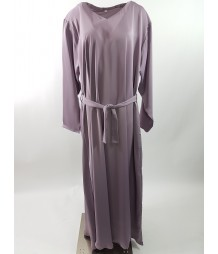 Long Sleeve Maxi Dress Style DRE001 UK