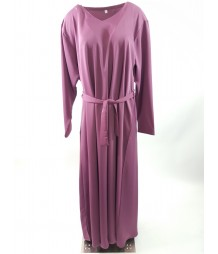 Long Sleeve Maxi Dress Style DRE007 UK