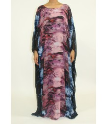 Everyday Kaftan Maxi Dress AMA011