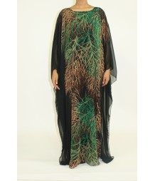 Everyday Kaftan Maxi Dress AMA012