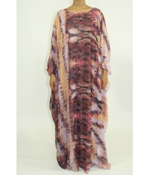 Everyday Kaftan Maxi Dress AMA013
