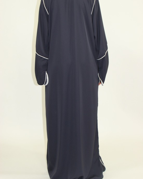 Amani's Long Sleeve Maxi Jacket Style UK - Jackets - Jacket011