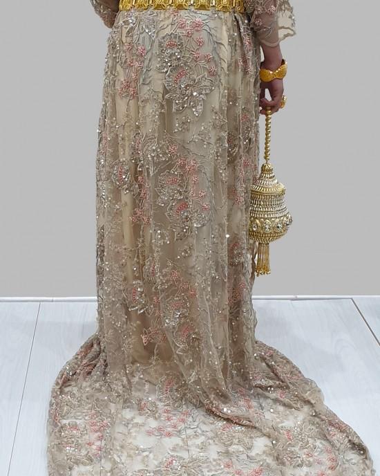 AMANI HANDMADE LACE BRIDAL DIRAC -  - DIRAC015