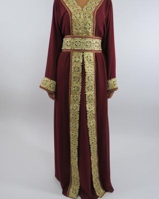 Moroccan Kaftan style UK MO007