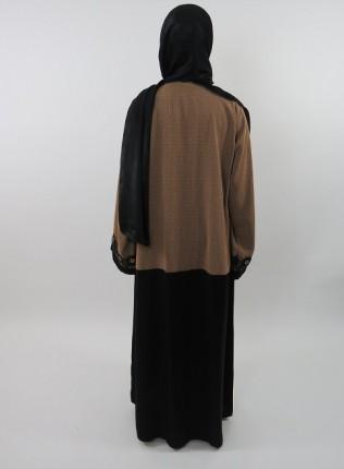 Amani's Brown Abaya Style UK