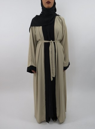 Amani's Exclusive Designer Abaya Style UK