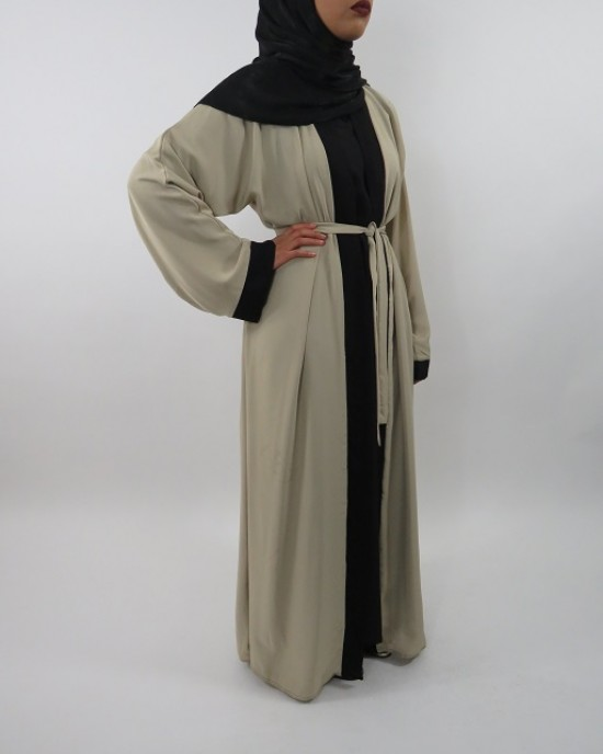 Amani's Exclusive Designer Abaya Style UK - Abayas - Abaya085
