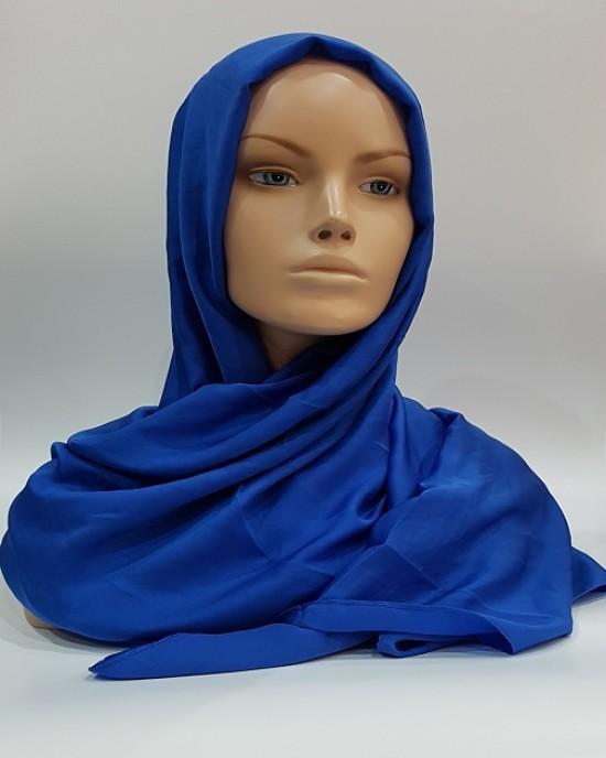 Amani's Allure Large Soft Scarf – Hijab Style UK - Everyday Hijabs - Hijab013
