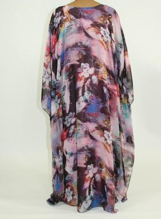 Amani's Everyday Kaftan Maxi Dress Style UK