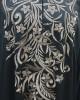 Aswad Embroidery abaya style uk - Abayas - AS19