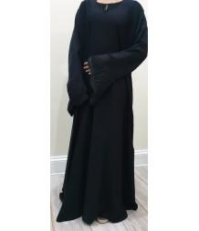 Maha Aswad abaya