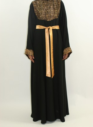 Aatirah Abaya Style AST1 UK