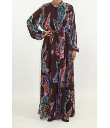 Adeena Maxi Dress Style MDS3 UK