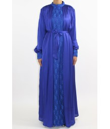 Afizah Long Sleeve Maxi Dress Style LSMD02 UK