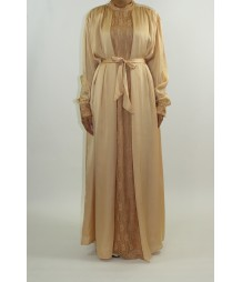 Afizah Long Sleeve Maxi Dress Style LSMD01 UK