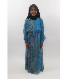 Ambareen Kids Maxi Dress Style KMD6 UK