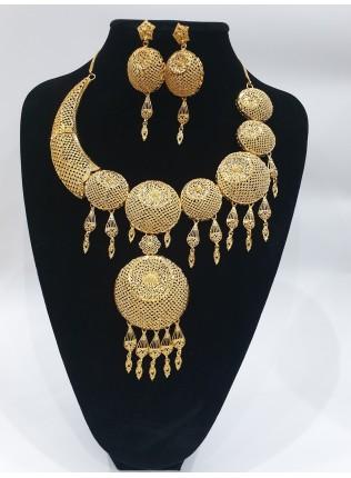 22k Gold plated Bridal set
